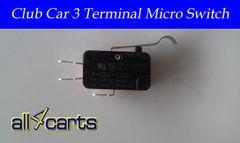 Club Car 3 Terminal Accelerator Switch