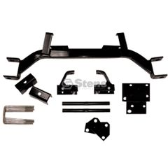 "3"" Drop Axle Lift Kit / E-Z-GO TXT 1994-mid 2001"