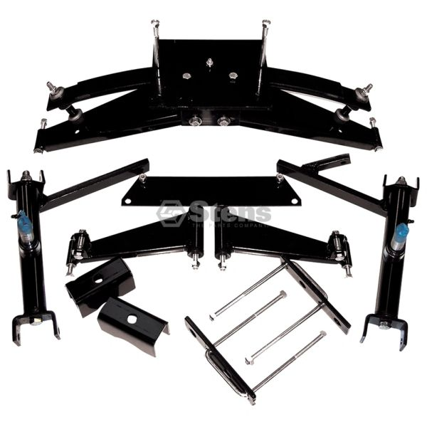 "4"" A-Arm Lift Kit / Club Car DS Gas 1984 1996 Electric 1984-1989"