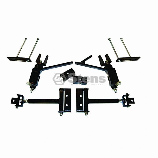 "6"" Spindle Metric Lift Kit w/Struts / Club Car DS"