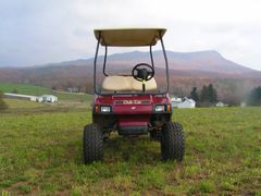 Club Car DS Golf Cart Light Kit Basic