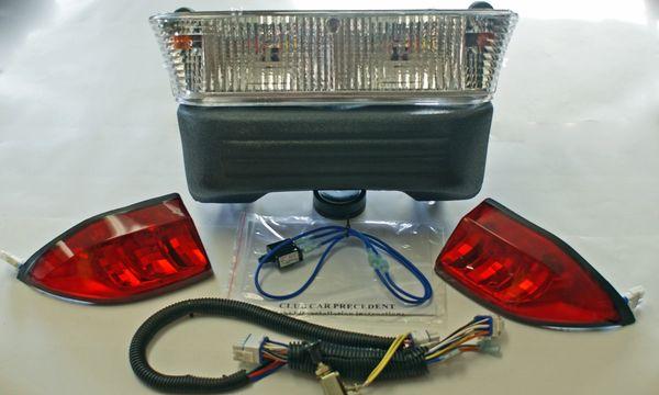 Club Car Precedent Golf Cart Light Kit 08-up Electric