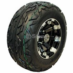 """Wheel Assembly / 12"""" Lockout Wheel with 23"""" VX Tire"""