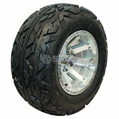 """Wheel Assembly / 12"""" Outback Wheel with 23"""" VX Tire"""