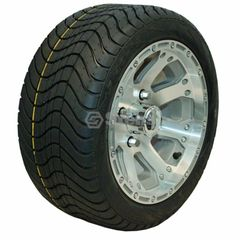 """Wheel Assembly / 12"""" Outback Wheel with 21.5 4.00-12 Tire"""