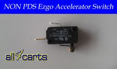 Ezgo Accelerator Microswitch 1994 and up non DCS