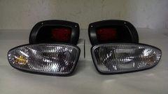 Ezgo RXV Golf Cart Light Kit Ultimate