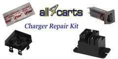 Club Car Powerdrive 2 Charger Repair Kit | Golf Cart