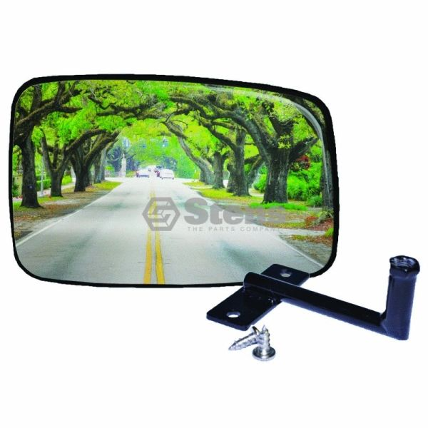 Golf Cart Convex Mirror