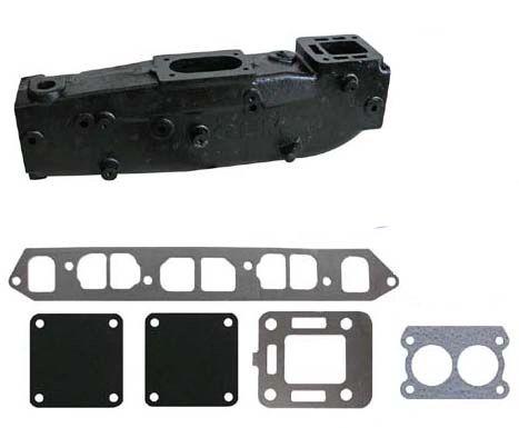 Mercruiser 120HP/140HP Manifold w/ Mercarb Carb