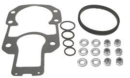 Outdrive Mounting Set Alpha One/MC-1 w/ Nuts & Washers