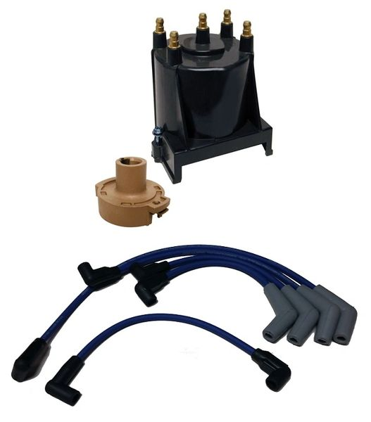 Delco EST Inline 4cyl Tune Up Kit w/ Wires