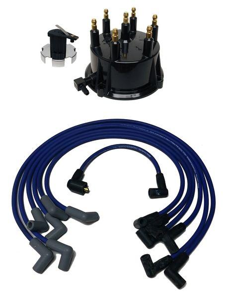 V6 HEI Thunderbolt Tune Up Kit w/ Wires