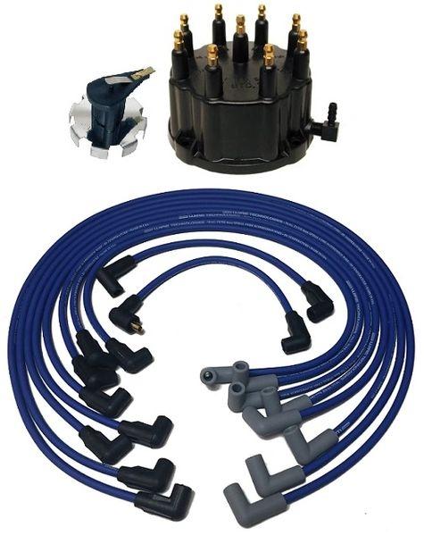 V8 HEI Thunderbolt Tune Up Kit w/ Wires