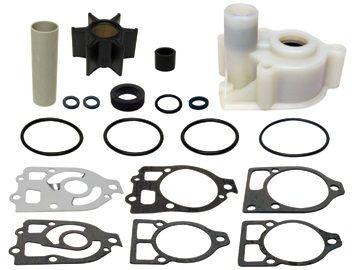 Alpha One/MC-1/R/MR Impeller Repair Kit w/ Top Housing