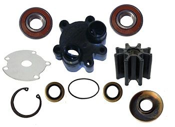 Mercruiser Sea Water Pump Bearing and Seal Kit