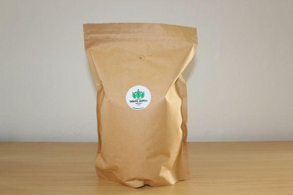 1 KG Roasted coffee beans (Organic)