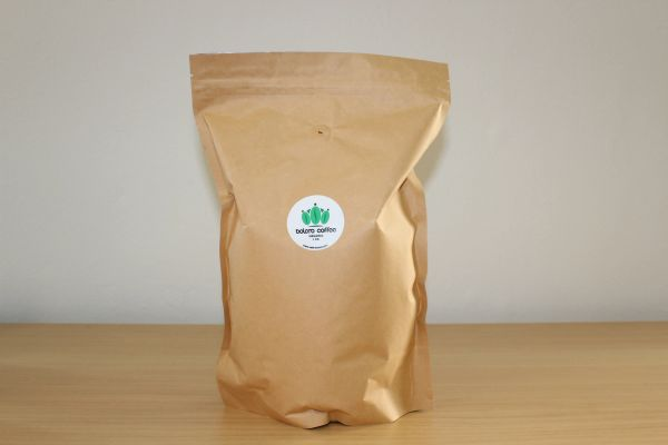 1 KG Organic Coffee Plunger/Filter Ready