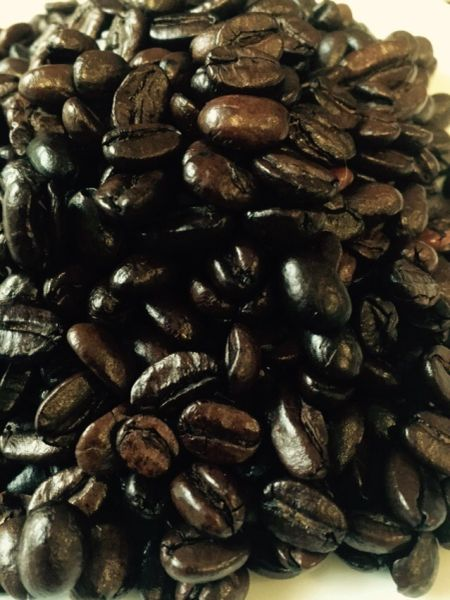 1KG 100% Arabica beans (roasted)