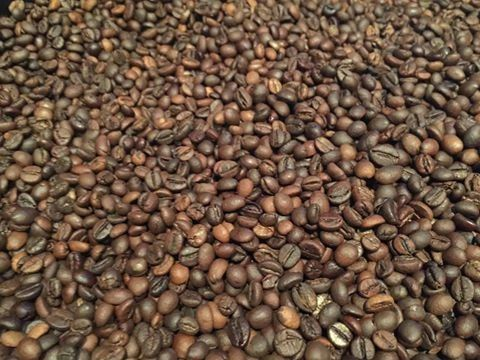500 Grams Roasted Coffee ( Native) Organic