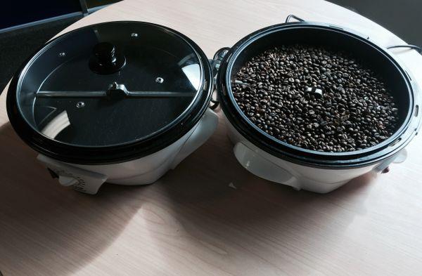 Bolero Home Master Coffee Roaster