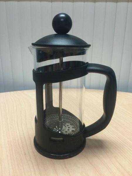 Coffee Plunger 12 Oz (Black)
