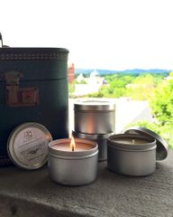 Vanilla Lavender 7oz Travel Tin
