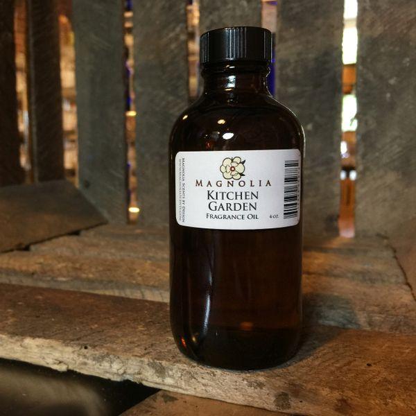 Kitchen Garden 4oz Fragrance Oil