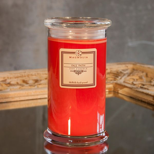 Fall Path 18.5oz Soy Candle