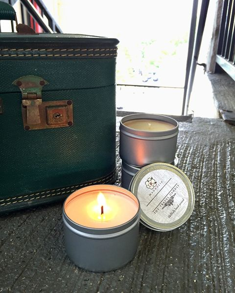 Leather & Lace 7oz Travel Tins