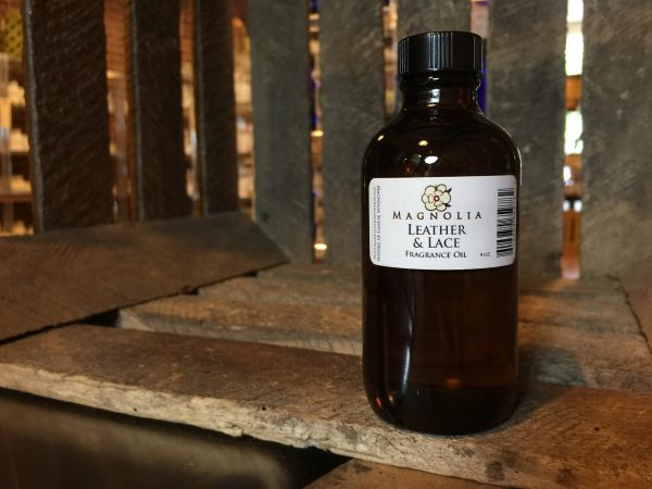 Leather & Lace 4oz Fragrance Oil