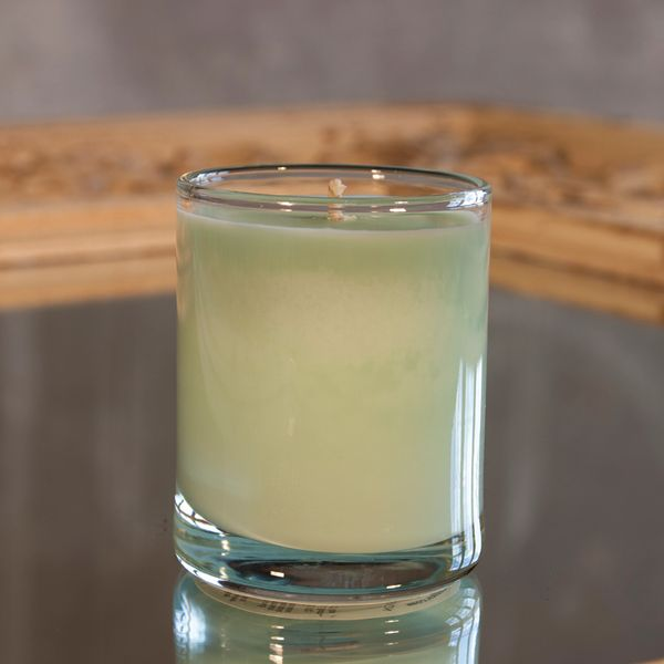 Bamboo Shoots 2.5oz Soy Candle in Glass