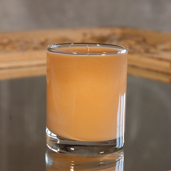 Spiced Chai 2.5oz Soy Candle in Glass