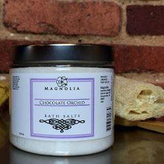 Chocolate Orchid 16oz Bath Salts
