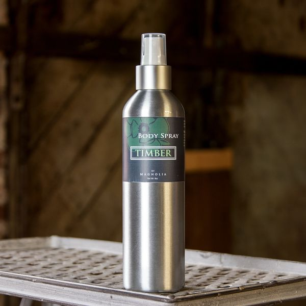 Timber 8oz Body Spray