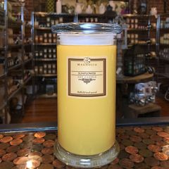 Sunflower 18.5oz Soy Candle