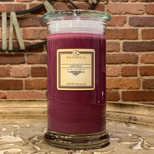 Artemis 18.5oz Soy Candle