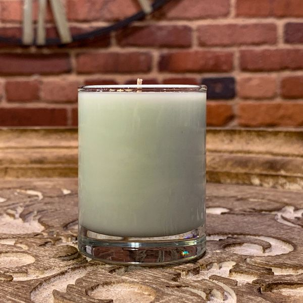 Peace & Calm 2.5oz Soy Candle in Glass