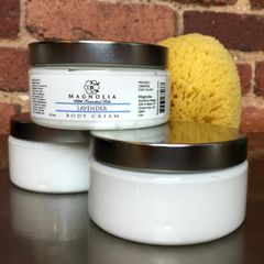 Lavender Body Cream