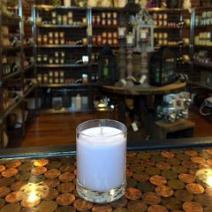 Lavender 2.5oz Soy Candle in Glass