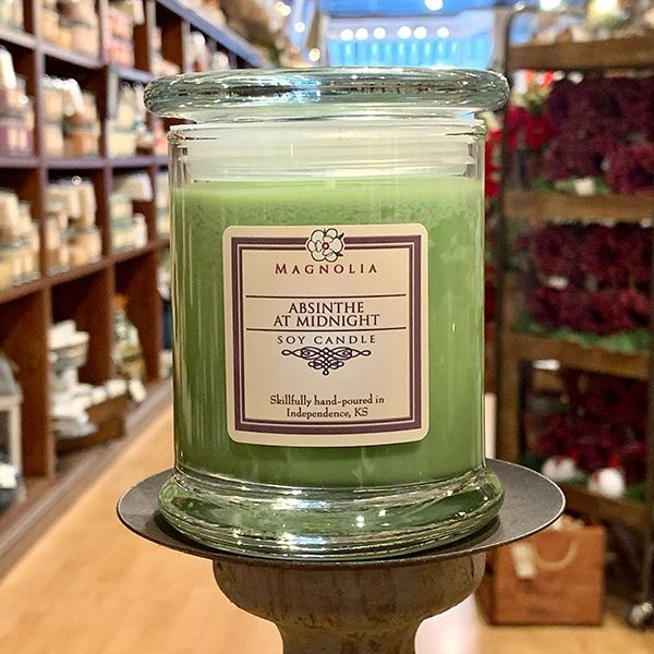Absinthe at Midnight 10oz Soy Candle