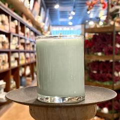 Mint Chocolate Chip 2.5oz Soy Candle in Glass