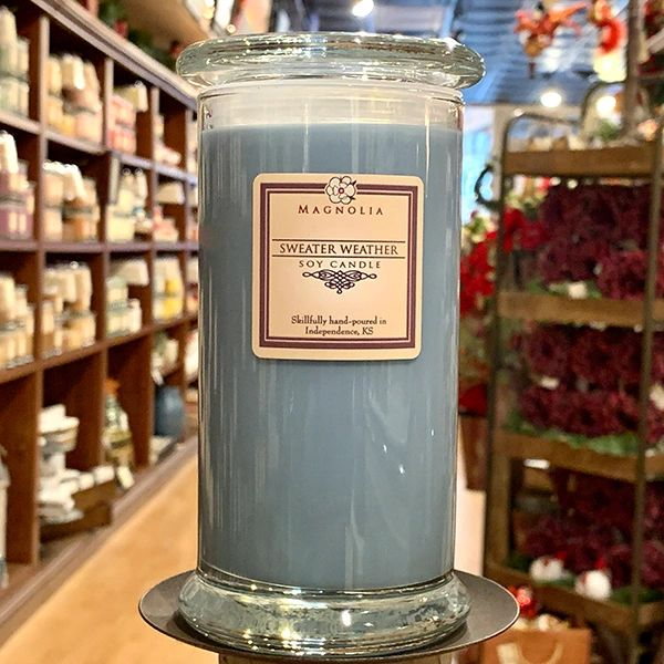 Sweater Weather 18.5oz Soy Candle