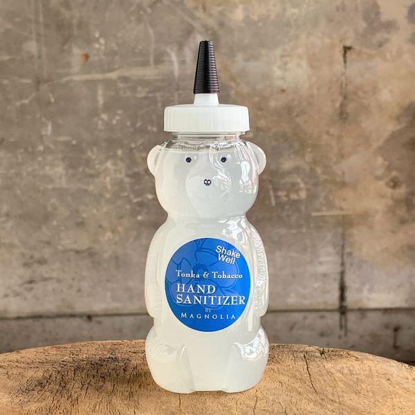 Tonka & Tobacco Hand Sanitizer Liquid, 7.5 oz bottle