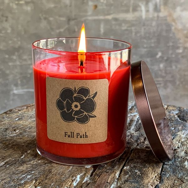 Fall Path 10oz Soy Candle