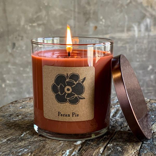 Pecan Pie 10oz Soy Candle
