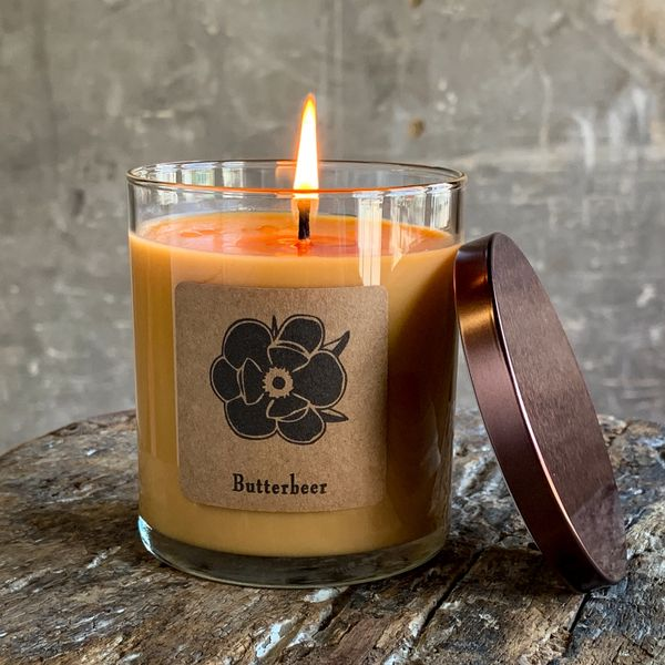 Butterbeer 10oz Soy Candle