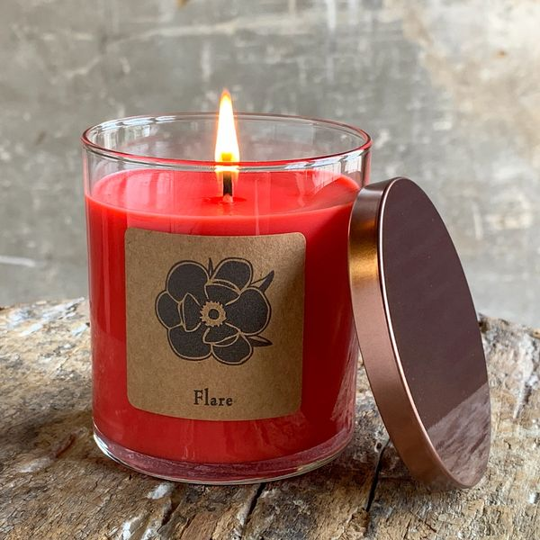 Flare 10oz Soy Candle