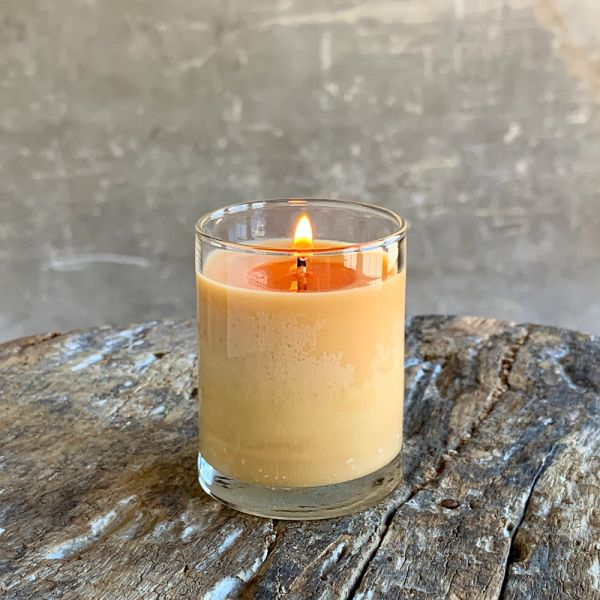 Harvest Fling 2.5oz Soy Candle in Glass