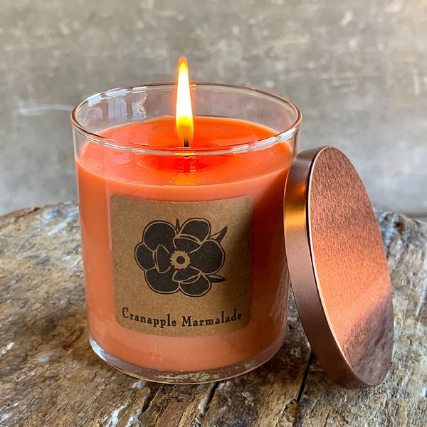 Cranapple Marmalade 10oz Soy Candle